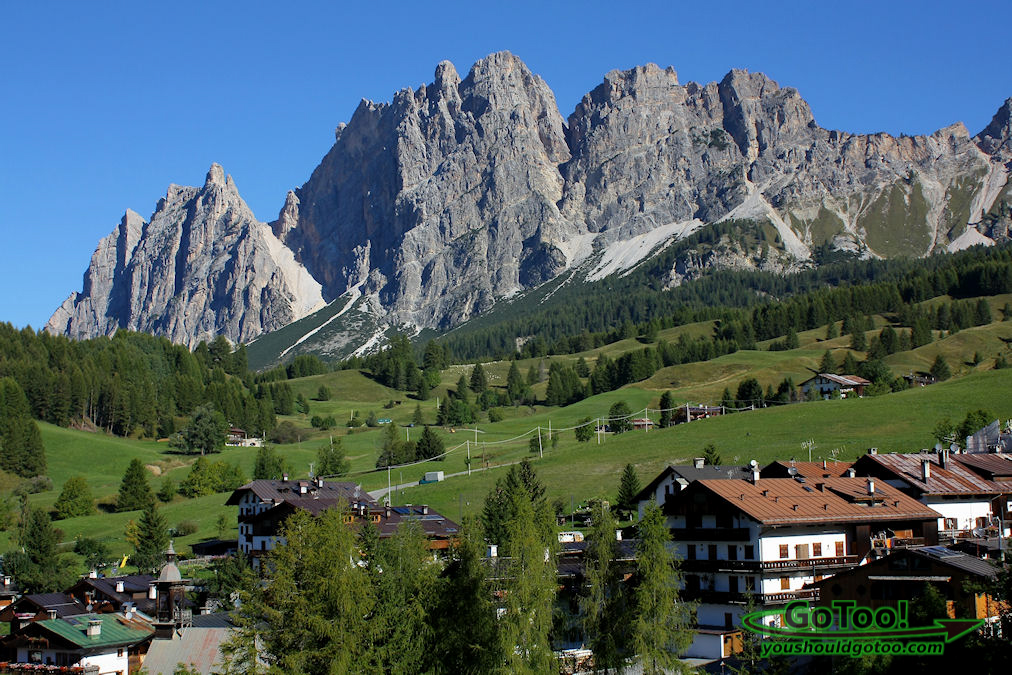 where in italian dolomites - photo #7