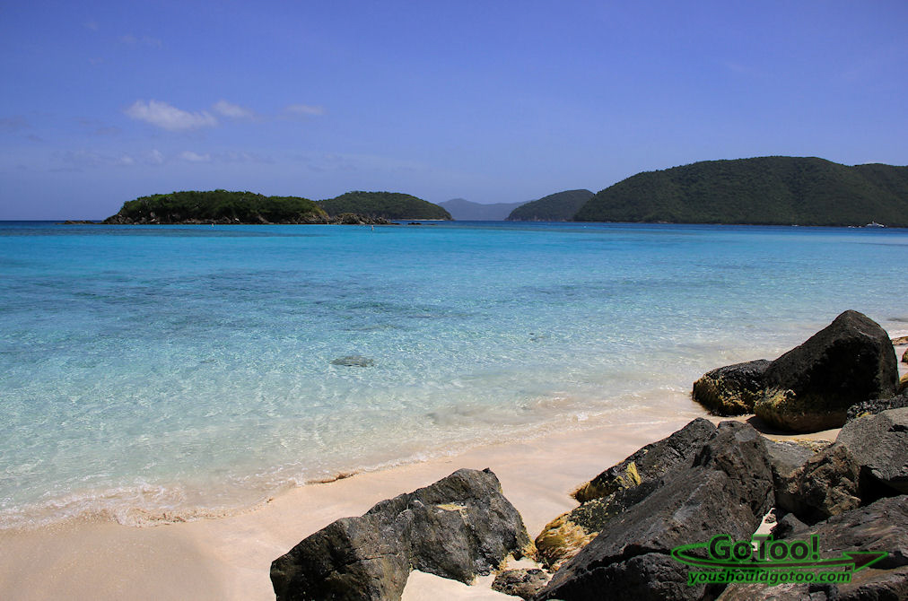 Cinnamon Bay Campground Us Virgin Islands