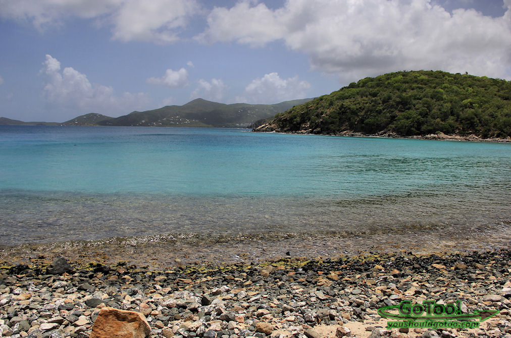 Great Lameshur Bay St John Virgin Islands
