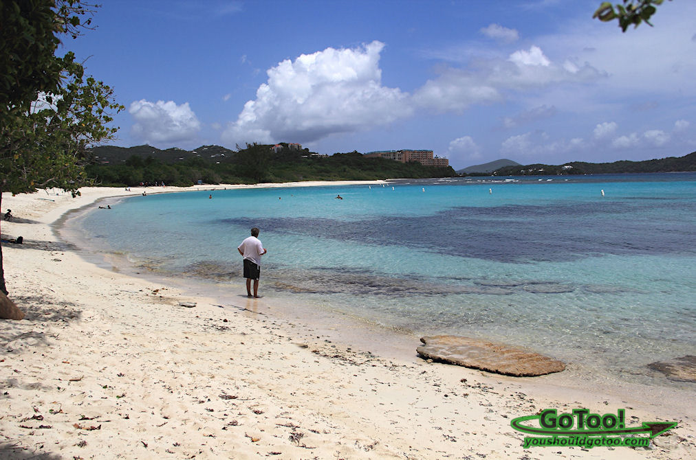 Lindquist Beach St Thomas USVI