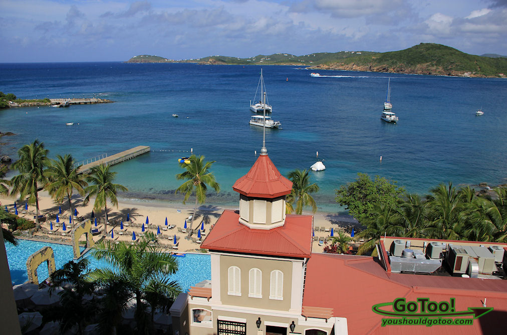Marriotts Frenchmans Cove St Thomas USVI View