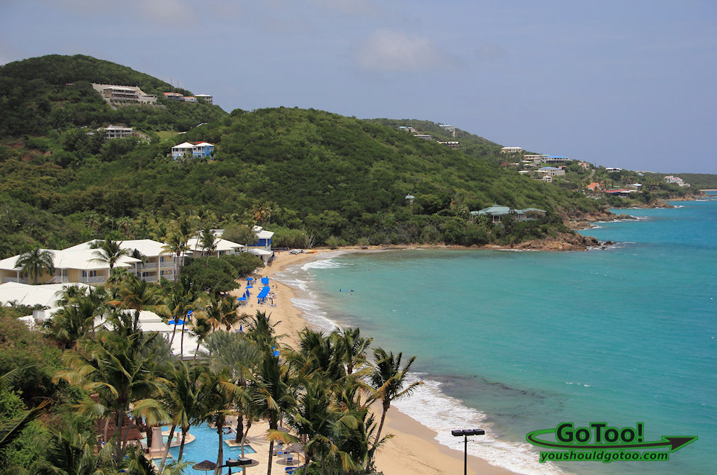 Morning Star Beach St. Thomas US Virgin Islands