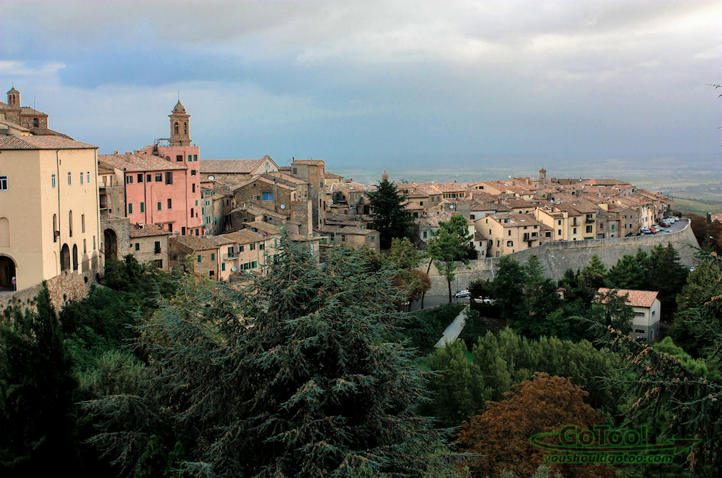 tuscany italy and medieval montepulciano part ii
