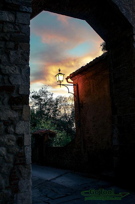 Porta al Prato Montpulciano Italy