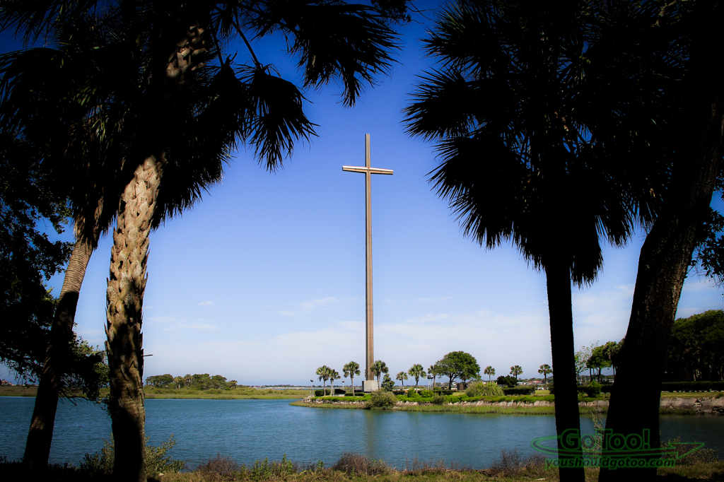 The Great Cross St Augustine Florida