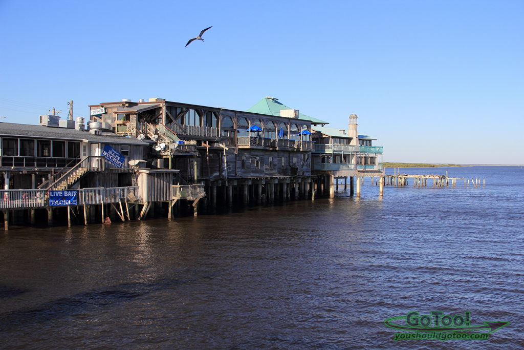 Cedar Key View from the Pier