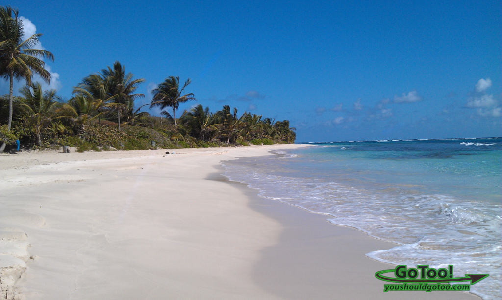 Flamenco Beach Culebra, Puerto Rico