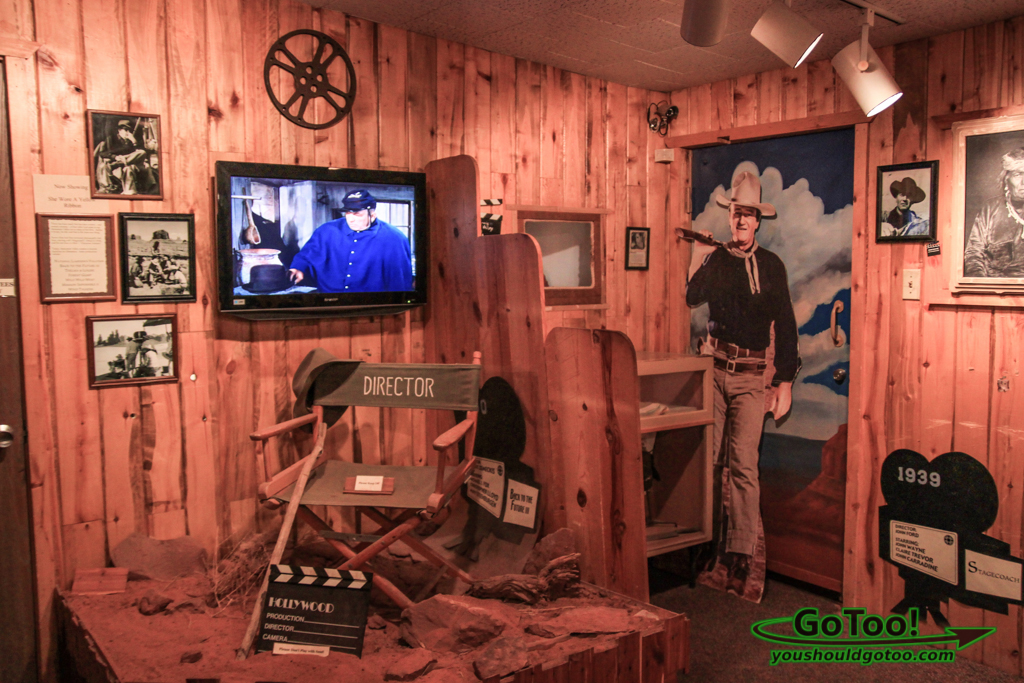 Gouldings Trading Post Museum