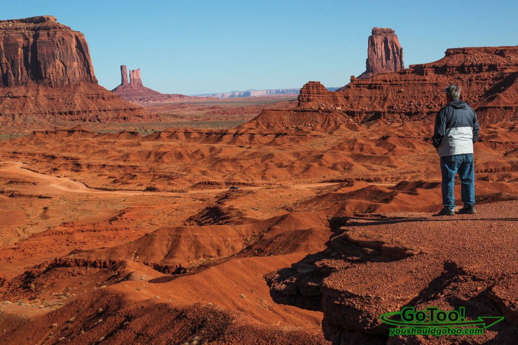 John Fords Point in Monument Valley