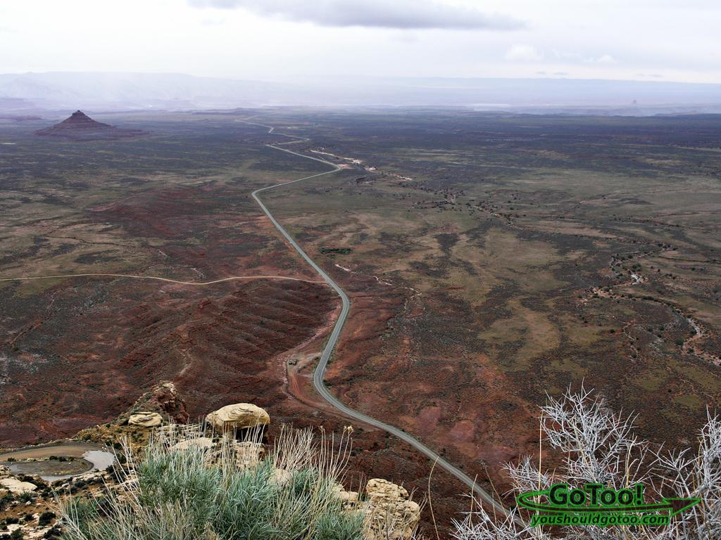 Moki Dugway Utah