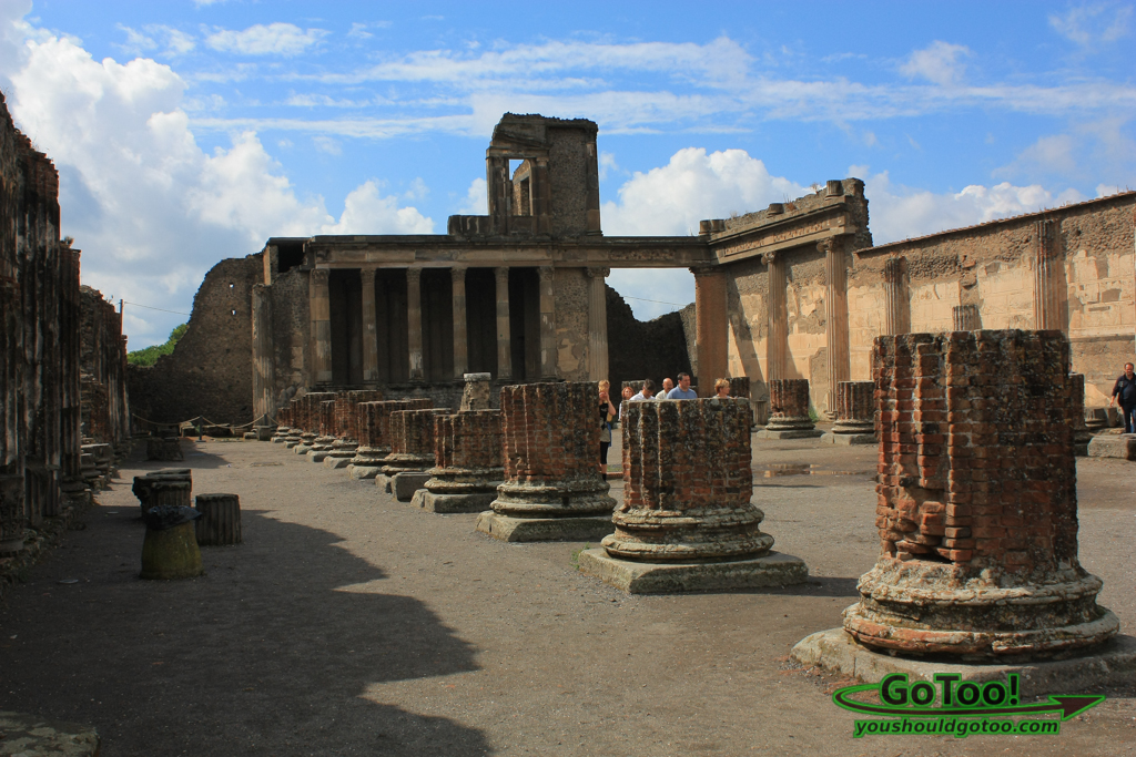 The Basilica of Pompeii