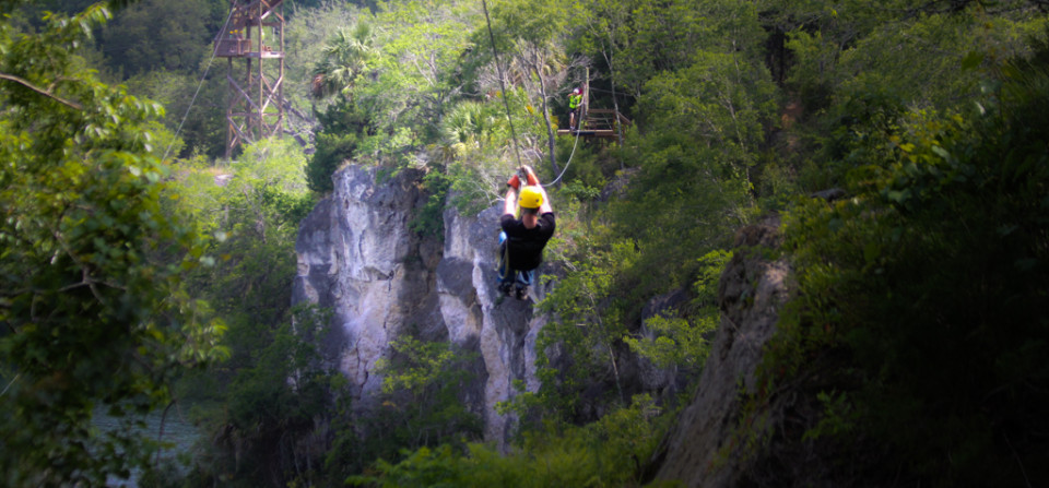 Zipline The Canyons in Ocala Florida