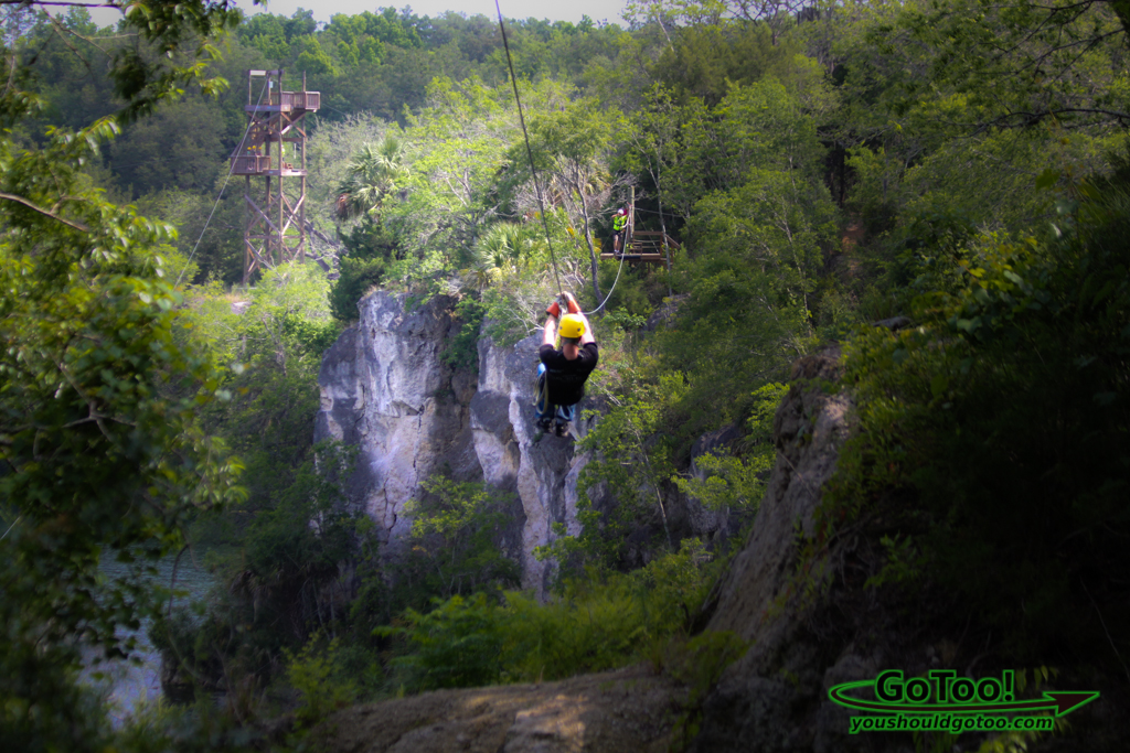 Ziplining Canyons Zip Line Canopy Tours Florida & Zipline The Canyons in Ocala Florida