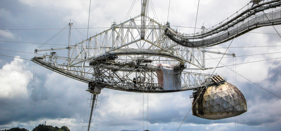 Arecibo Observatory in Puerto Rico Celebrates 50 Years