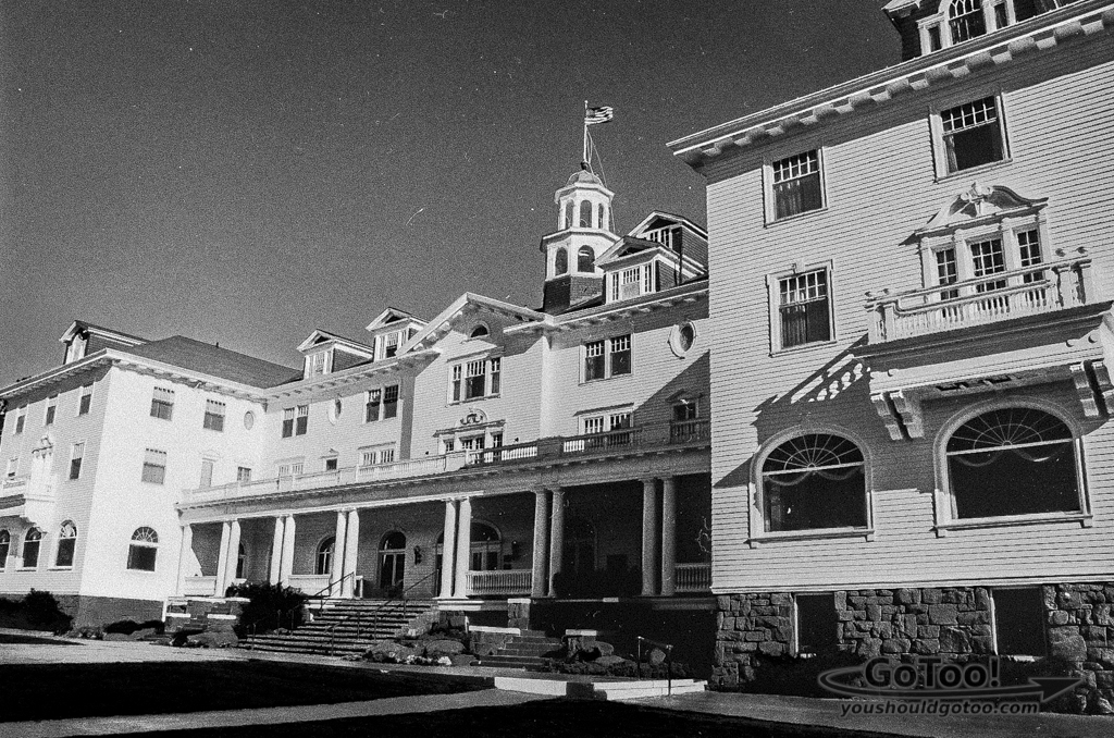 Stanley Hotel Estes Park Colorado The Shining Hotel