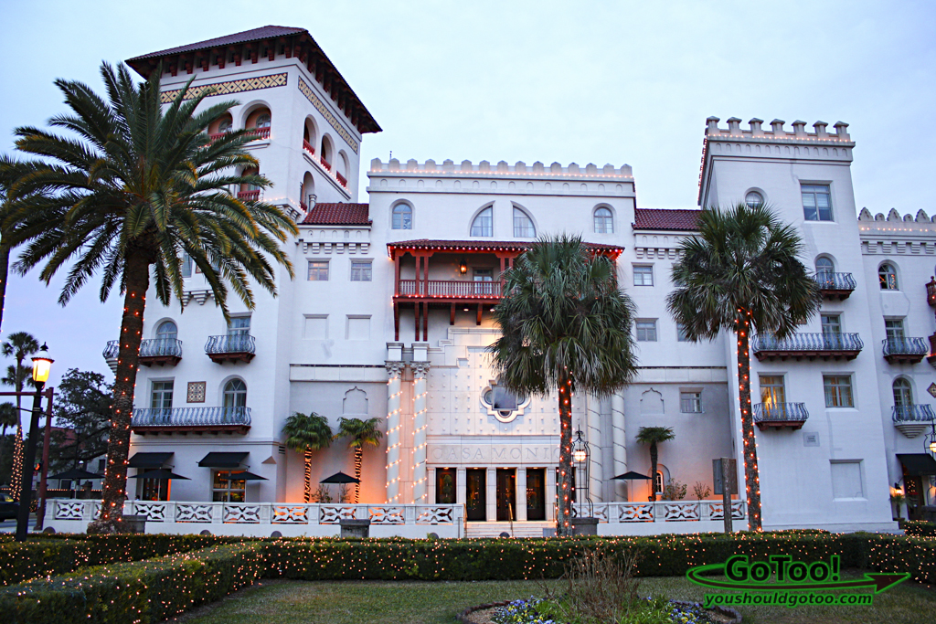 Casa Monica St Augustine Fl Historic Hotels Of America