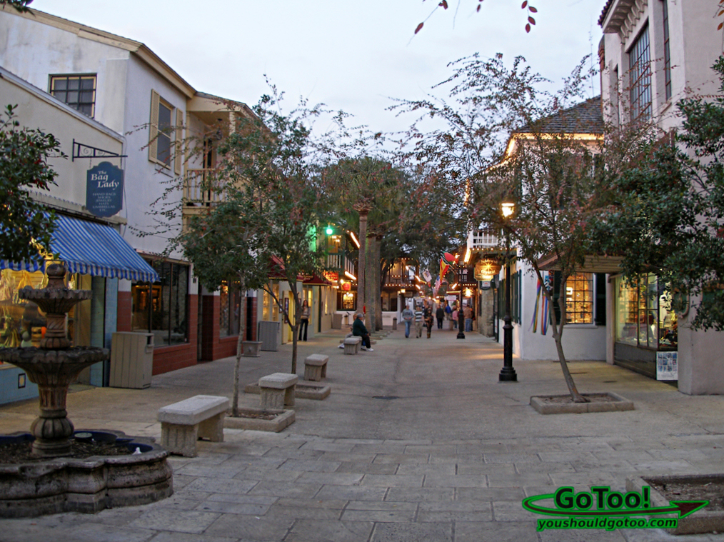 Historic-District-St-Augustine-FL