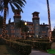 St Augustine FL Nights of Lights Celebrates the Christmas Holiday