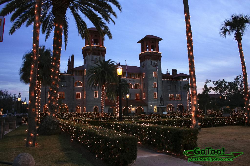 Lightner Museum Nights of Lights St Augustine FL