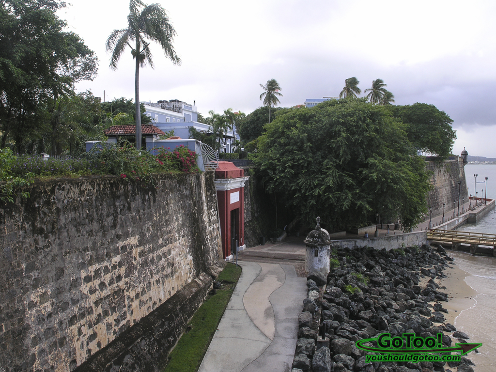 City Gate Old San Juan PR