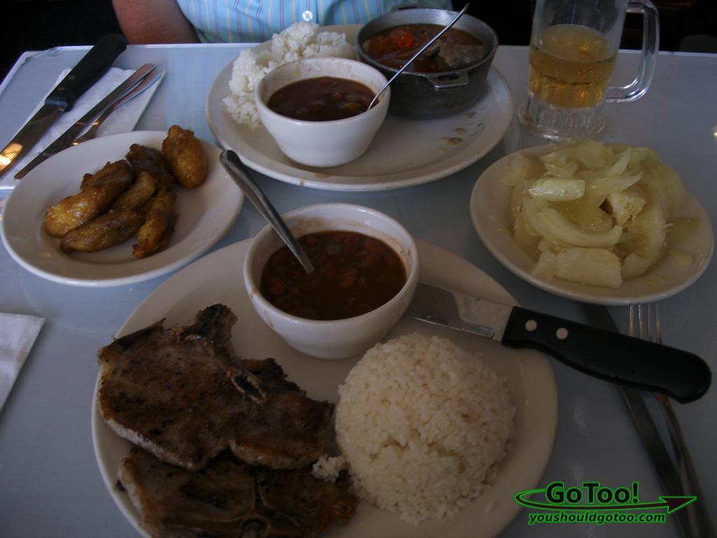 Food Dinner San Juan PR