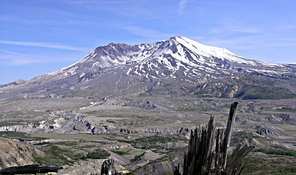 Mt St Helens Washington State