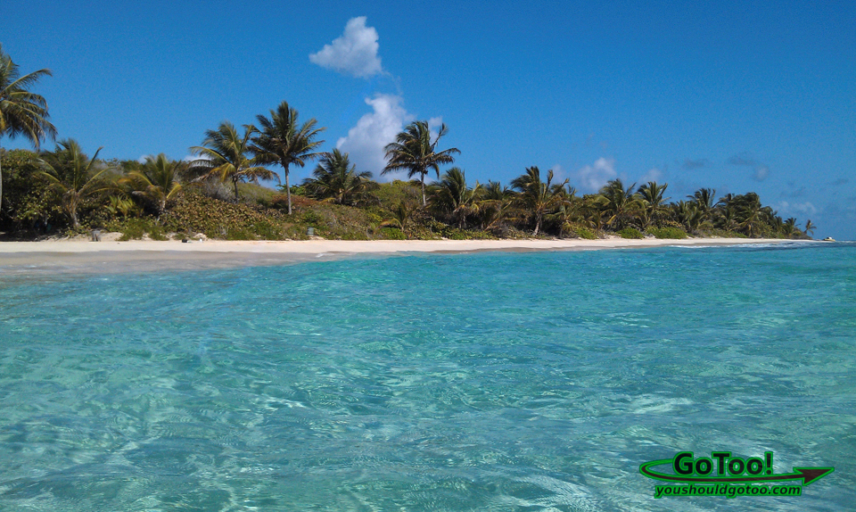 Flamenco Beach most beautiful beach in Puerto Rico