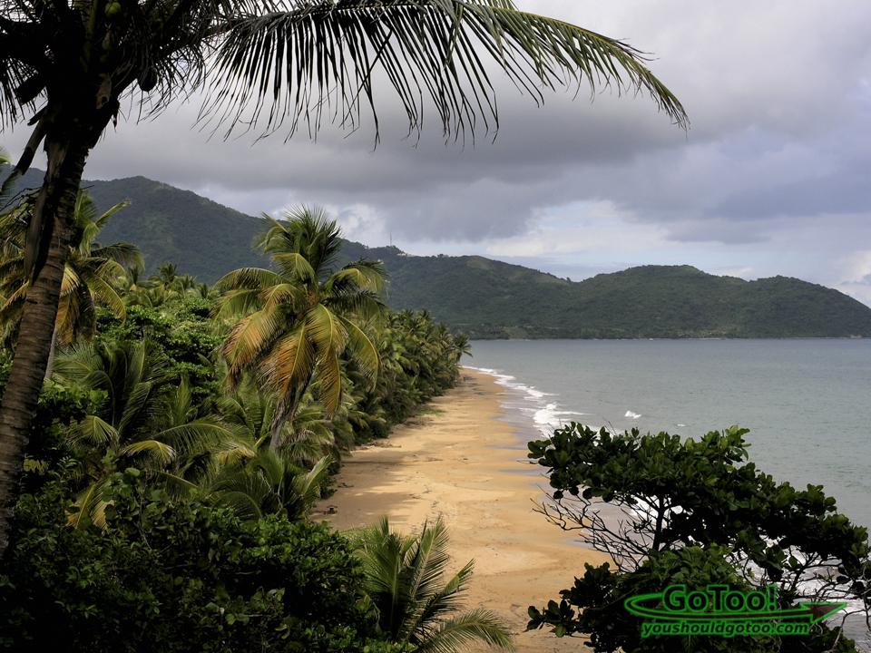 Punta Tuna Beach in Maunabo Puerto Rico