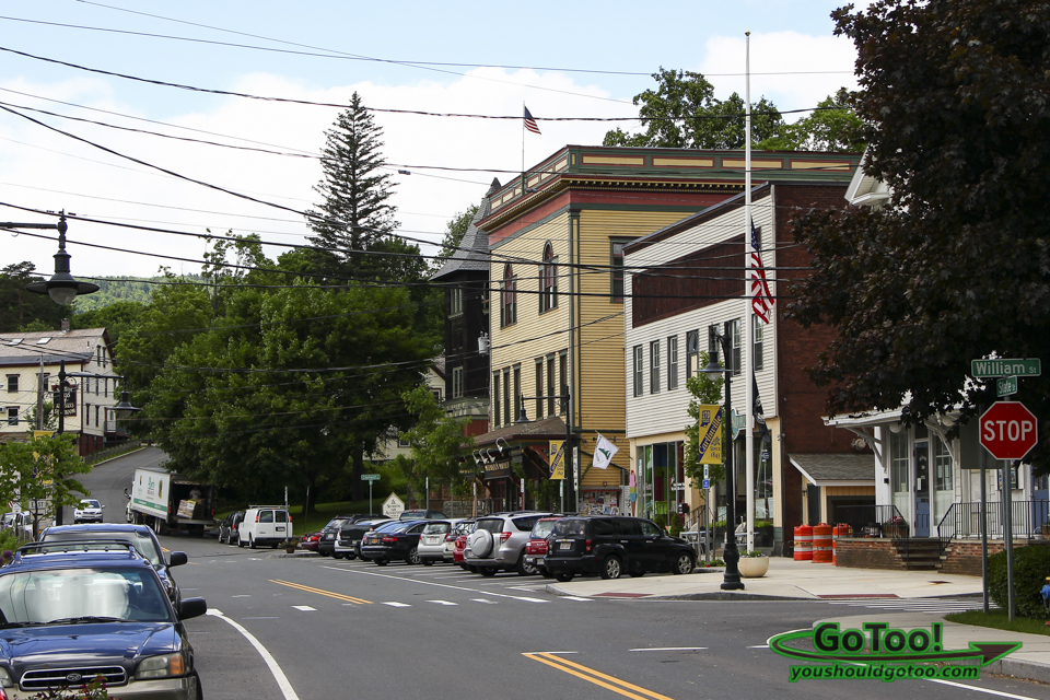 Historic Shelburne Falls Massachusetts