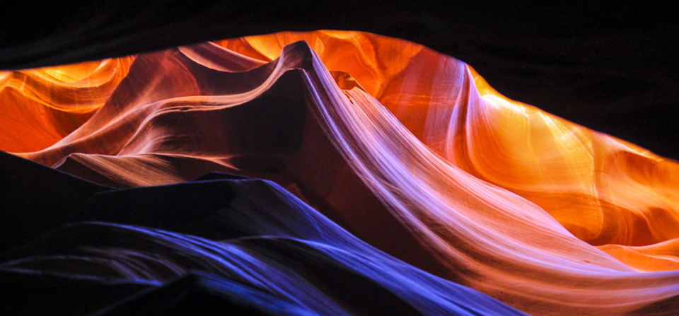 Antelope Canyon Upper and Lower