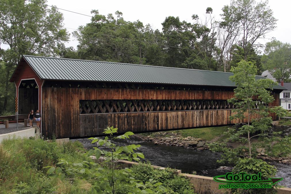 Covered Bridge Mass