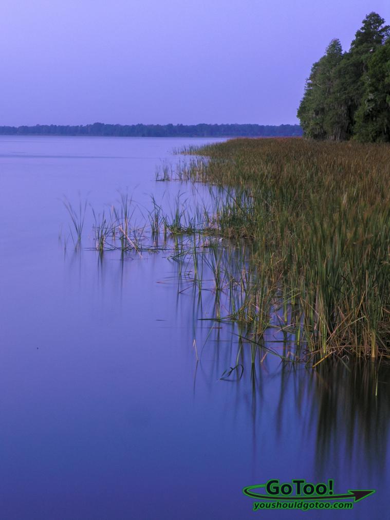 Early morning Lake Florida