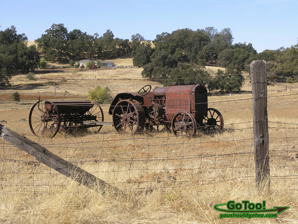 Farm Equipment in Oregon