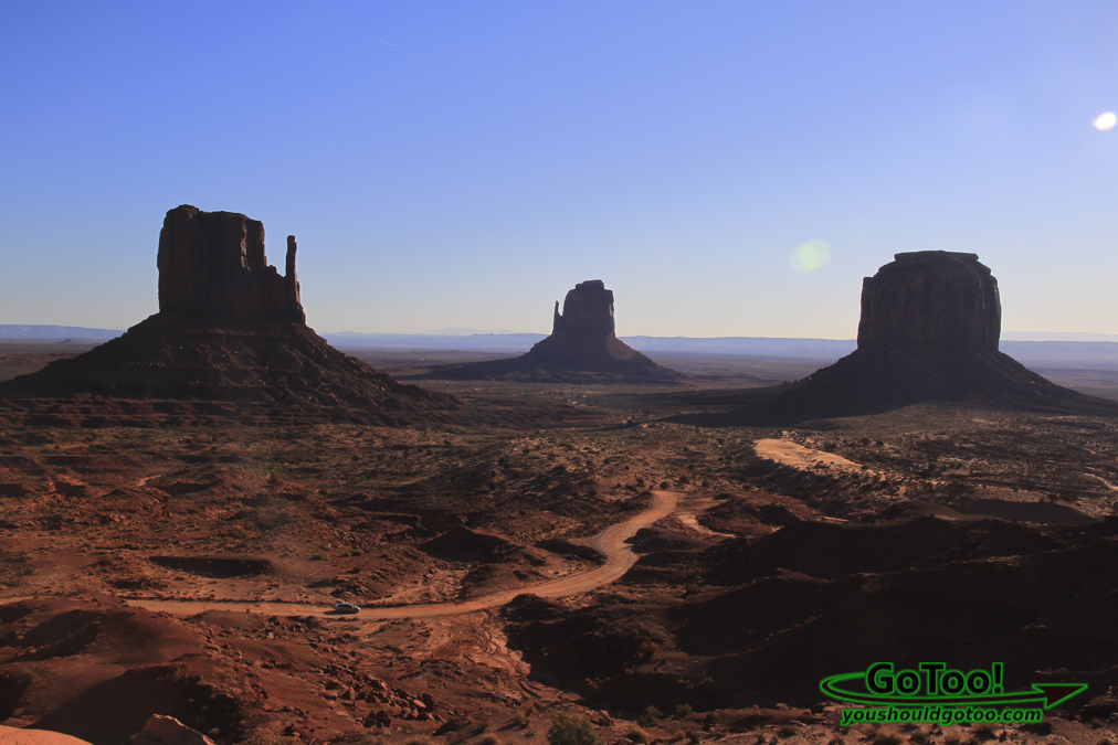 Monument Valley Road Arizona