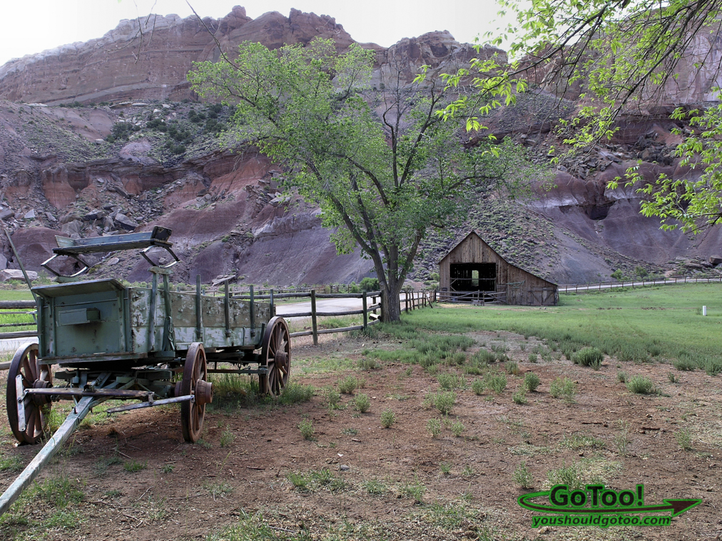 Morman Homestead Utah