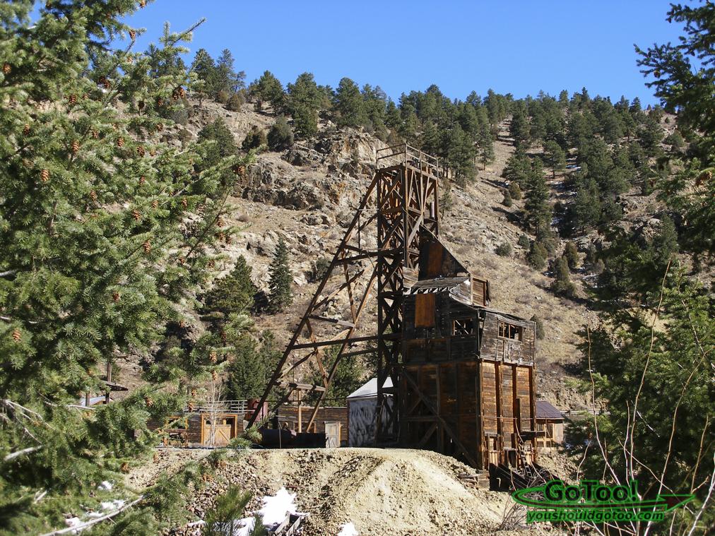 Old Mine in Colorado