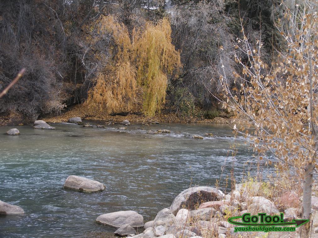 River in Durango Colorado