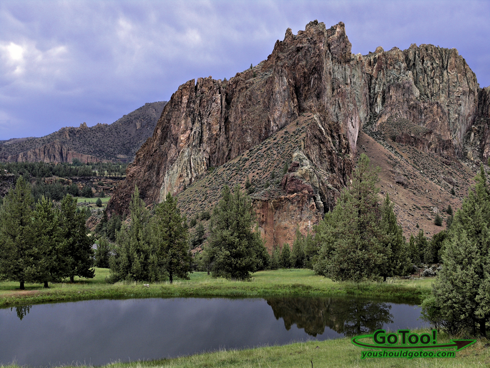 Smith Rock Oregon