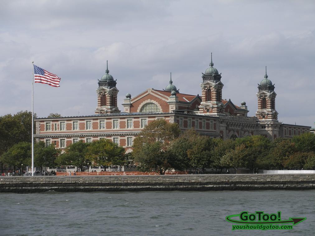 Ellis Island Main Building
