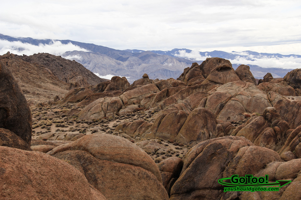 Alabama Hills the Perfect Movie Setting