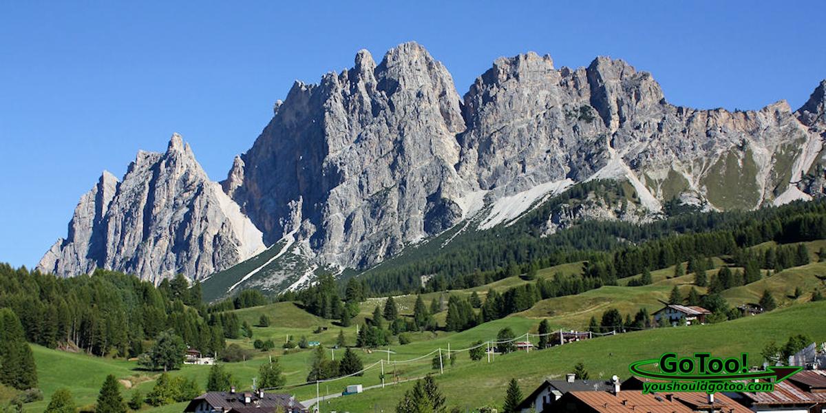 Europe Italy Dolomites