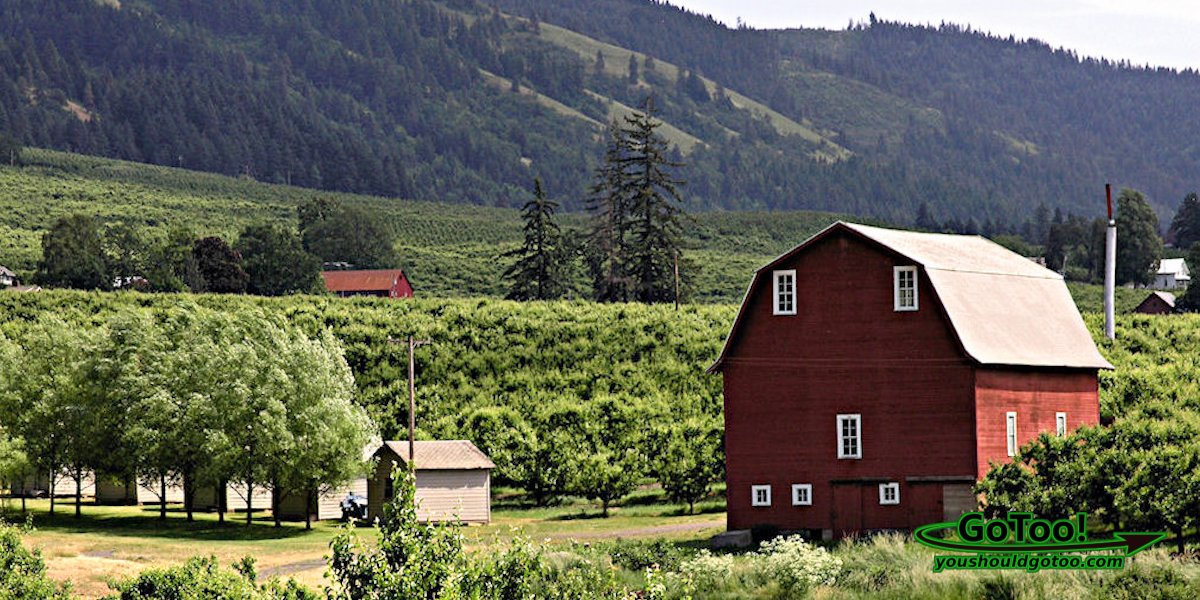 Hood Valley Oregon