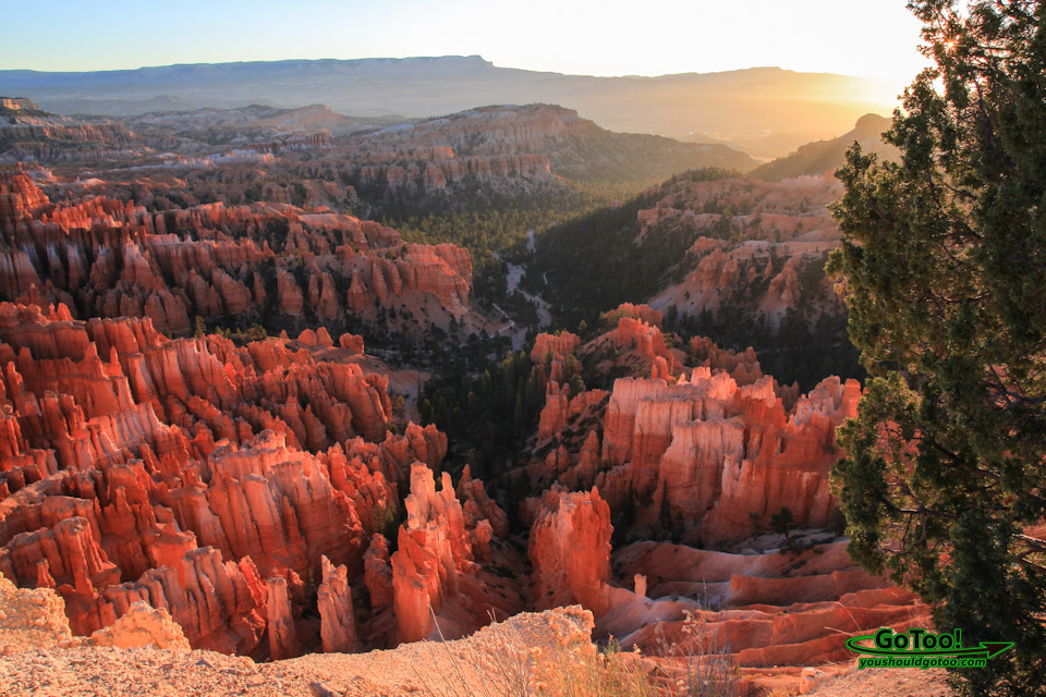 Hoodoos Bryce Canyon Sunset Point