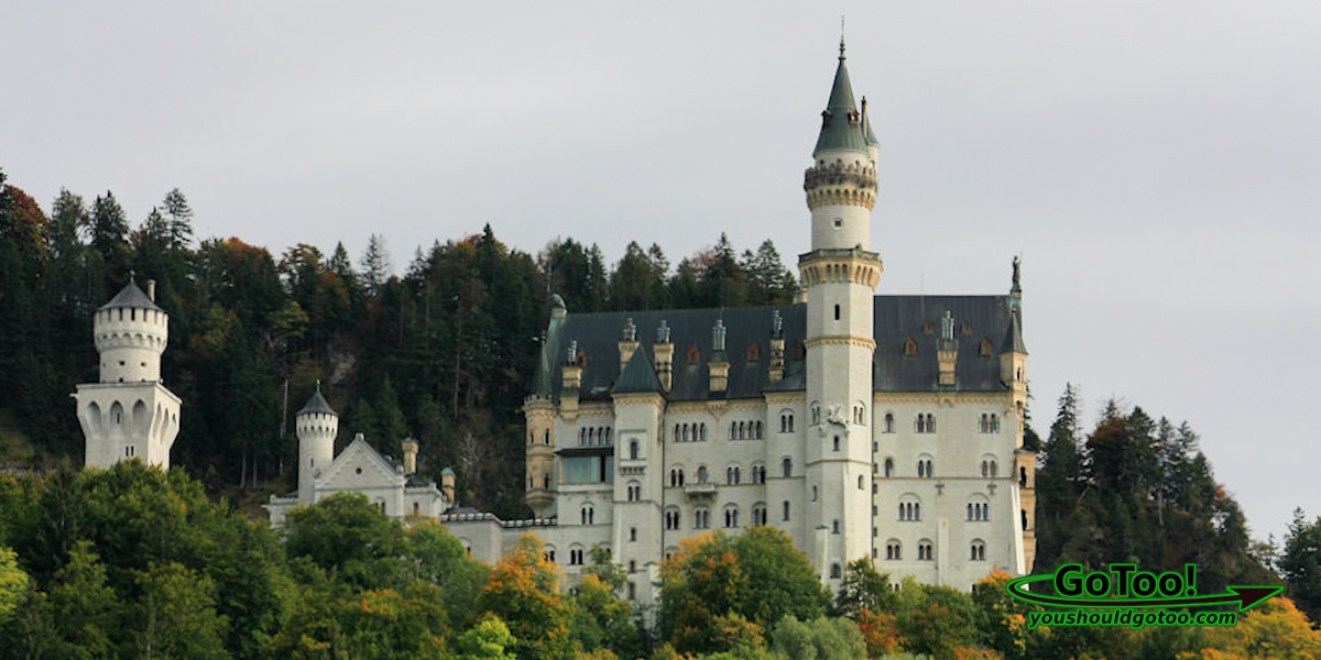 Neuschwanstein Castel Germany
