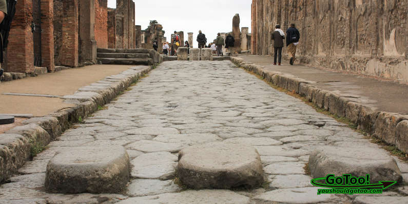 Pompeii, Italy – The Lost City