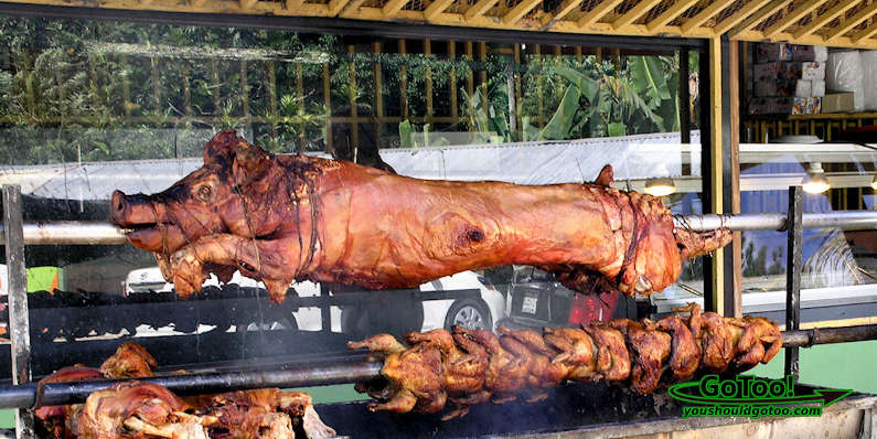 Guavate, Home of the Lechon