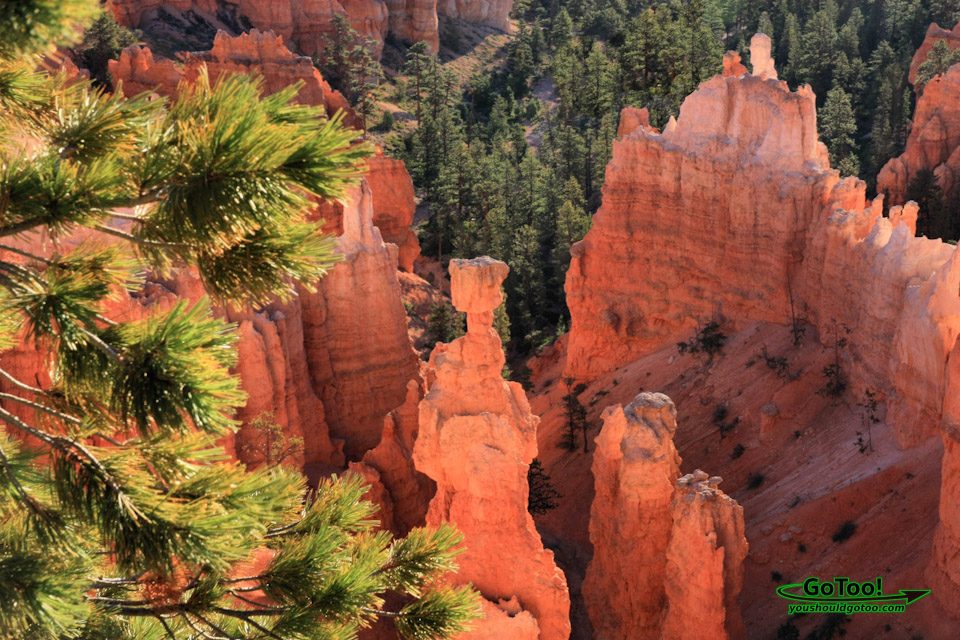 Thors Hammer Bryce Sunrise