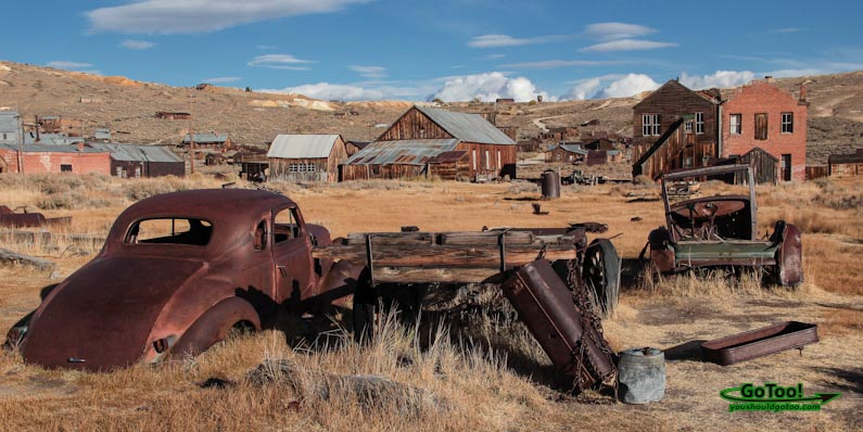Bodie California – Ghost Town in Arrested Decay