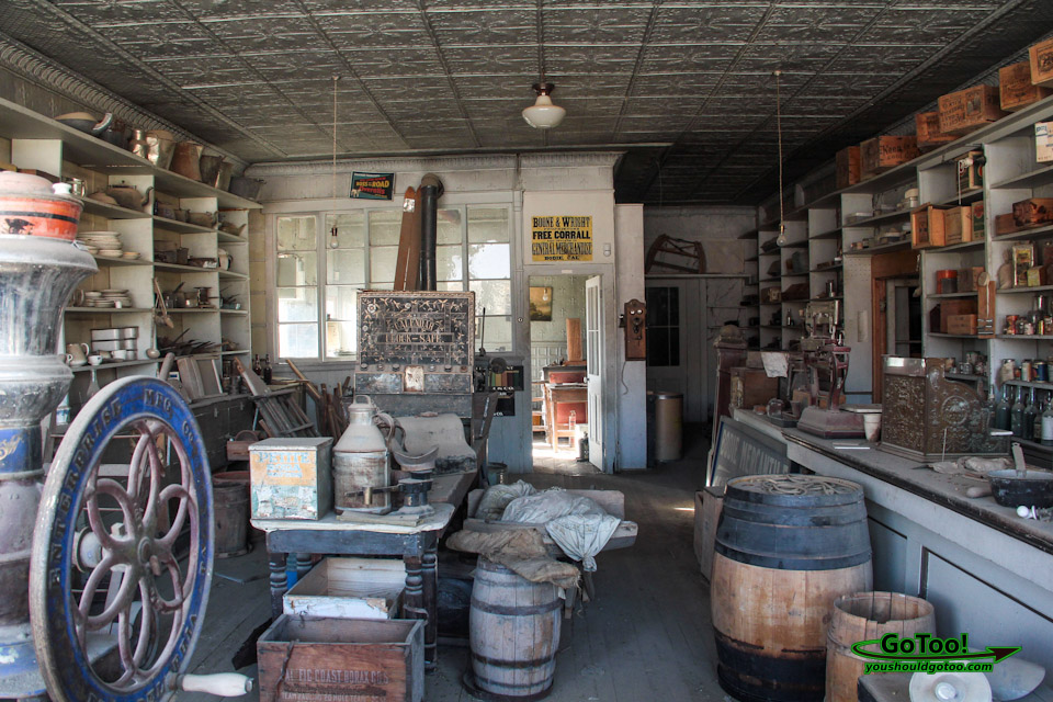 General Store Bodie State Park Ghost Town